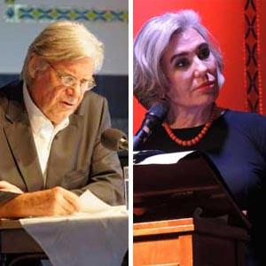 Brigitte Karner, Peter Simonischek