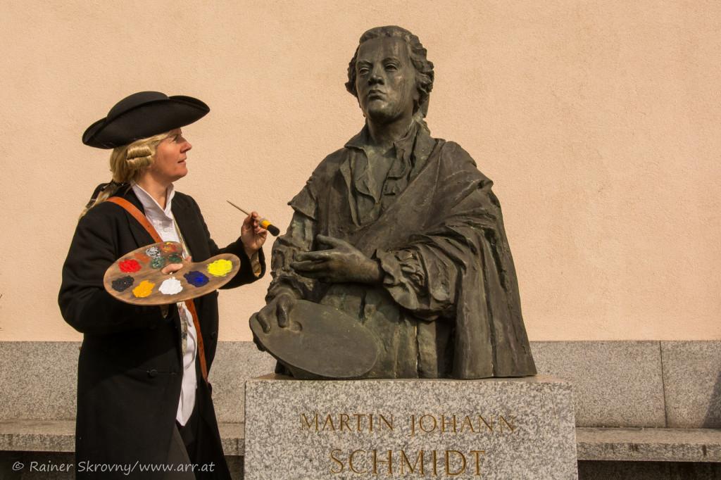 """Martin Johann Schmidt - """"Der Kremser Schmidt"""""""