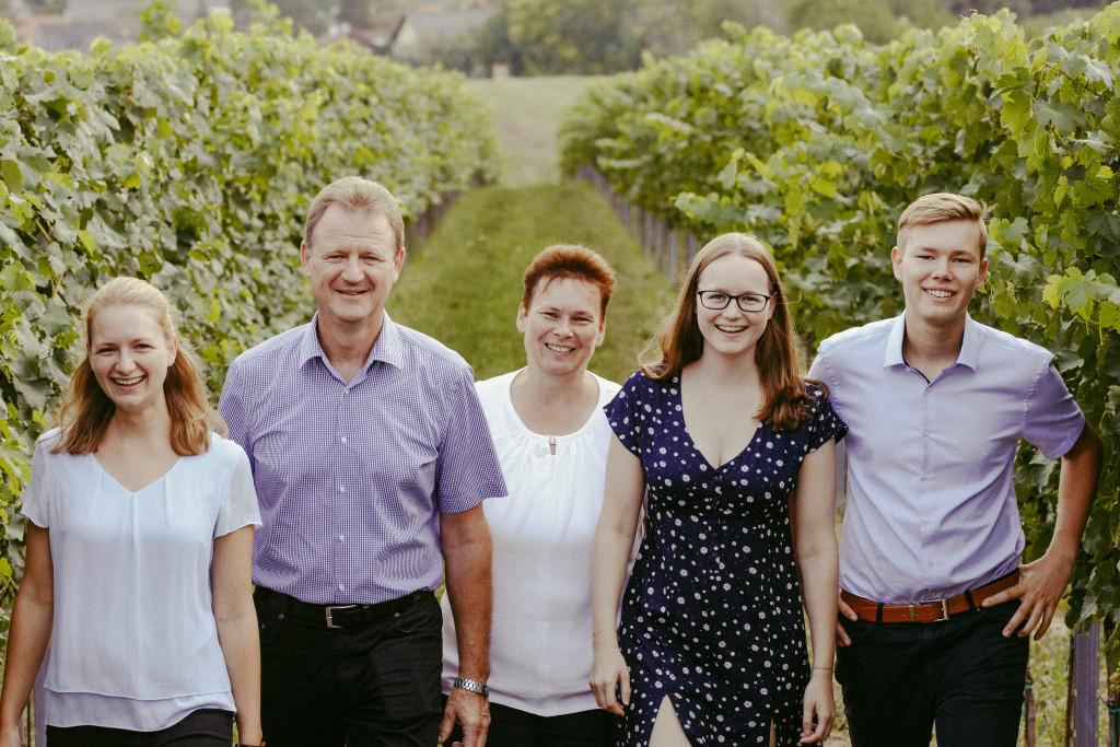 Wladigeroff Brothers & Friends zu Gast am Weingut Eichberger