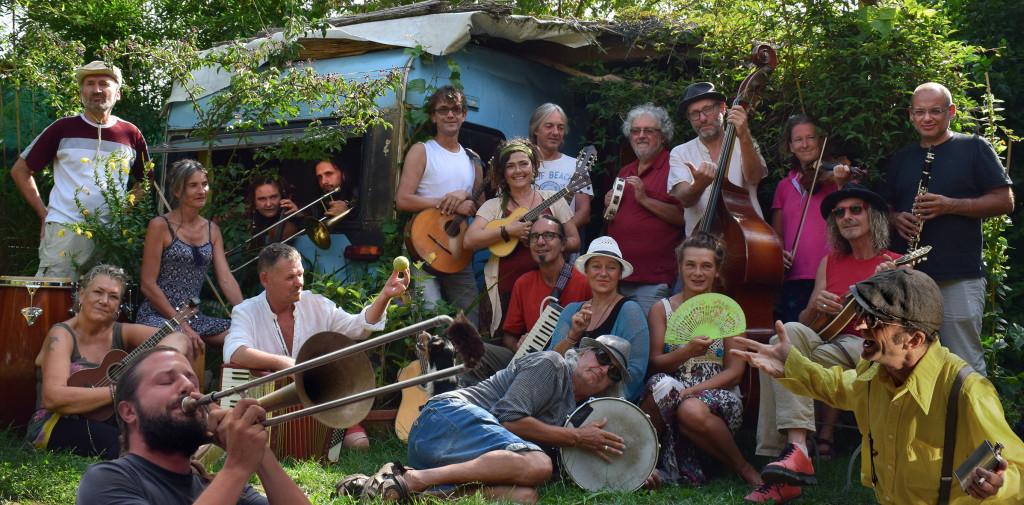 Live: Gomera Street Band im Arche Noah Schaugarten