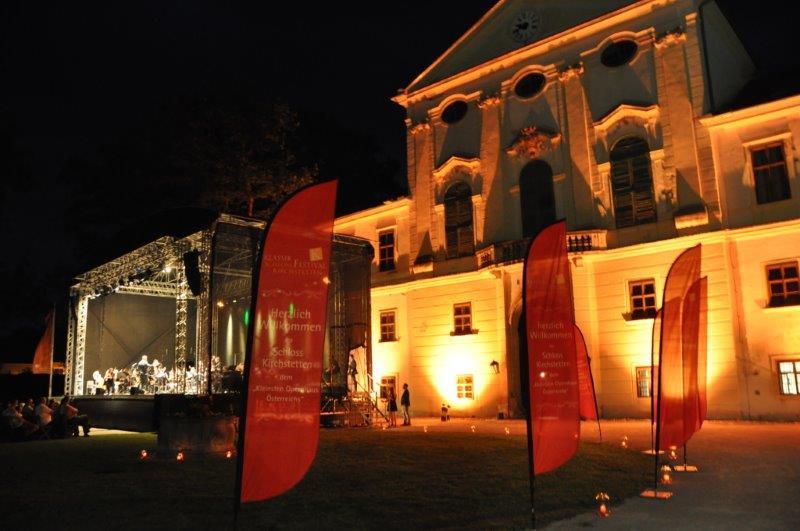 KlassikFestival Schloss Kirchstetten im Weinviertel