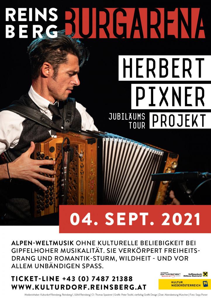 Herbert Pixner - Projekt