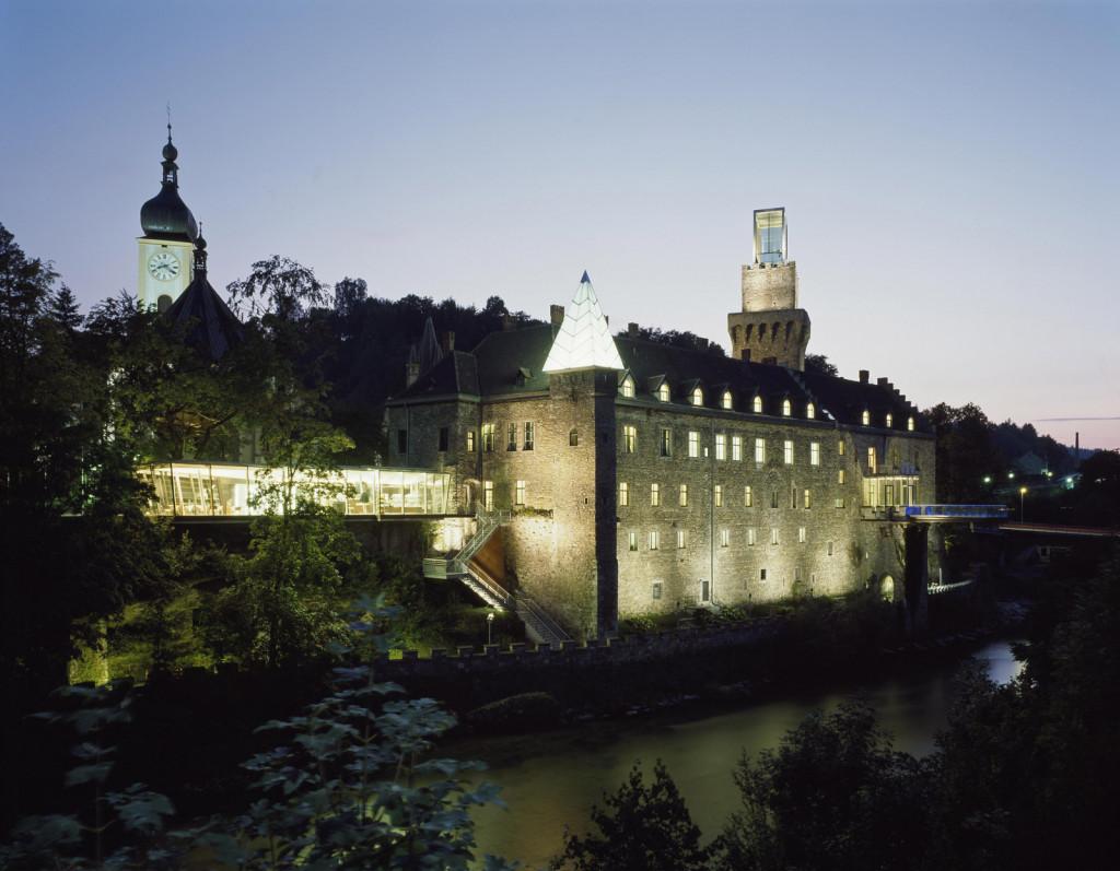 Allgemeiner Schloss Rothschild Rundgang