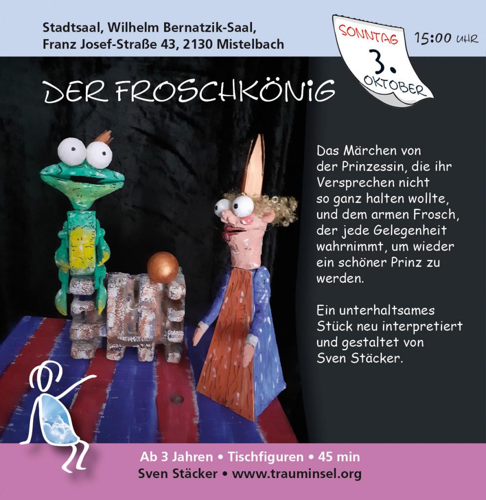 MIMIS Sonntag - Der Froschkönig