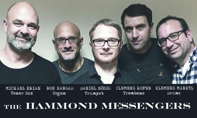 Jazztage Baden 2021  - Hammond Messengers