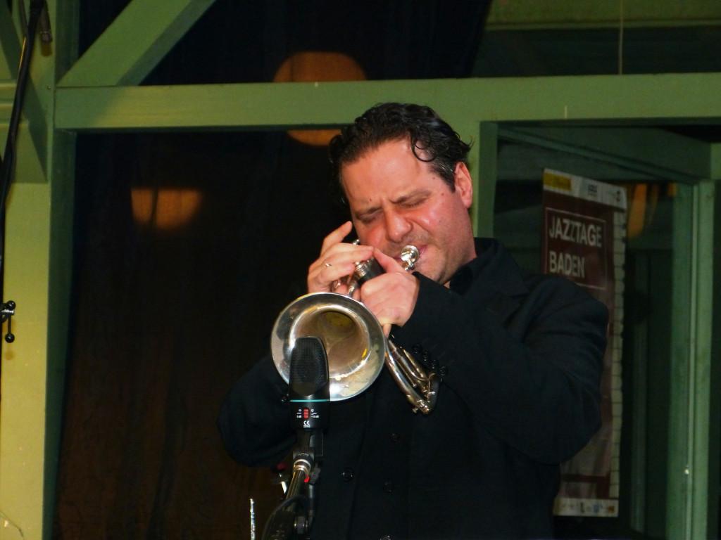 Jazztage Baden 2021 - The Garlands / Marius Preda Quartet