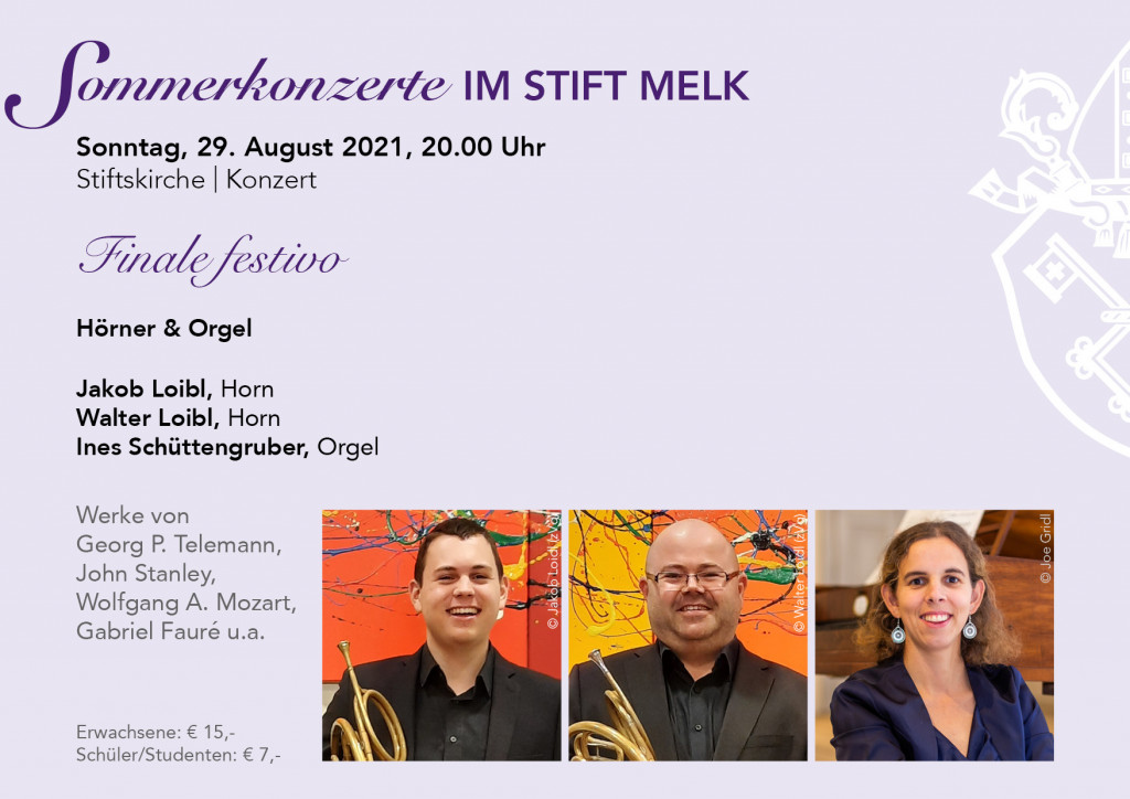 Sommerkonzert in der Stiftskirche