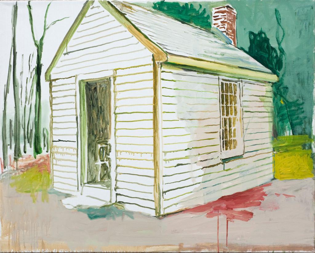 NEU Ausstellung: Woods – Alois Mosbacher