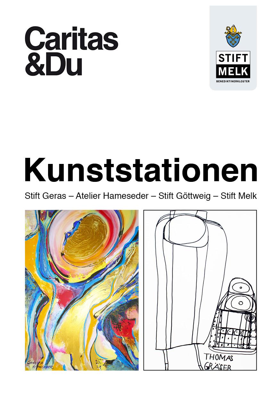 """Sonderausstellung """"Kunststationen"""""""
