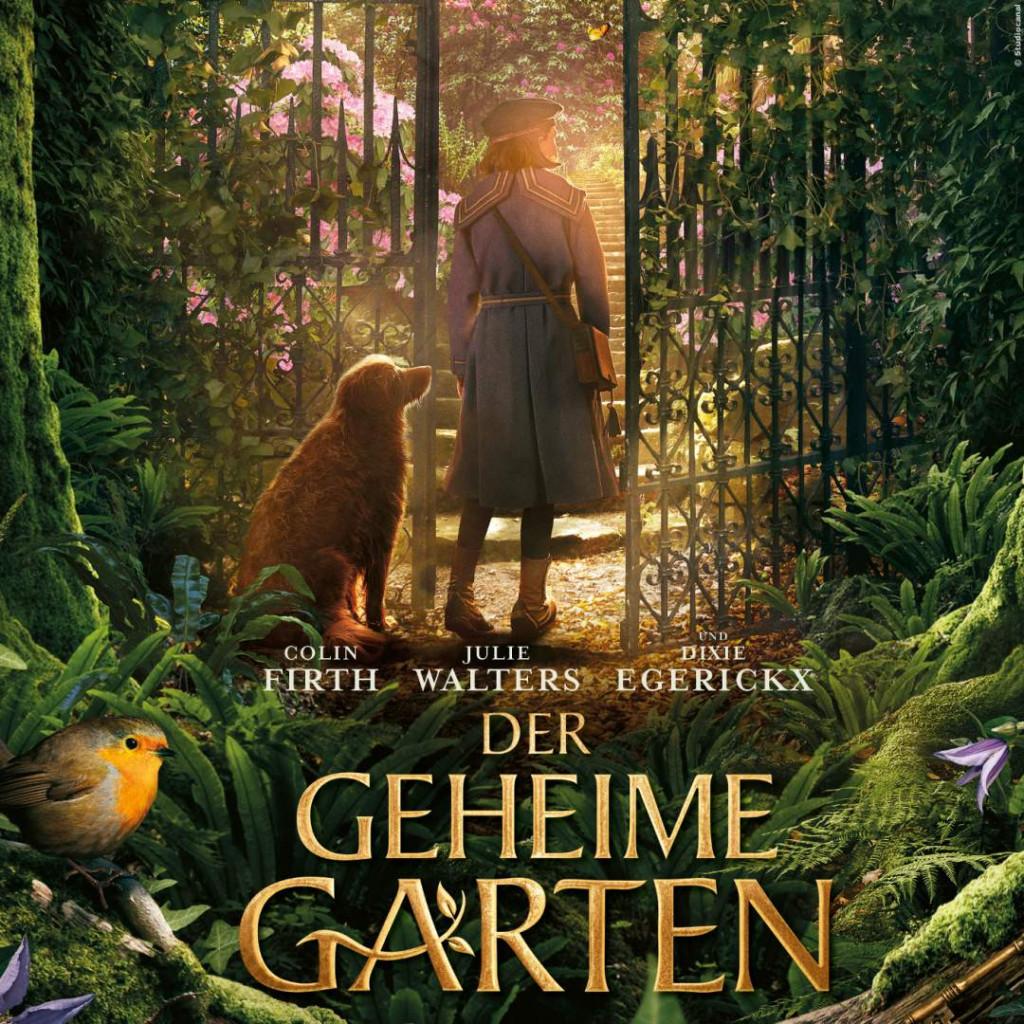 Gartenkino: Der geheime Garten