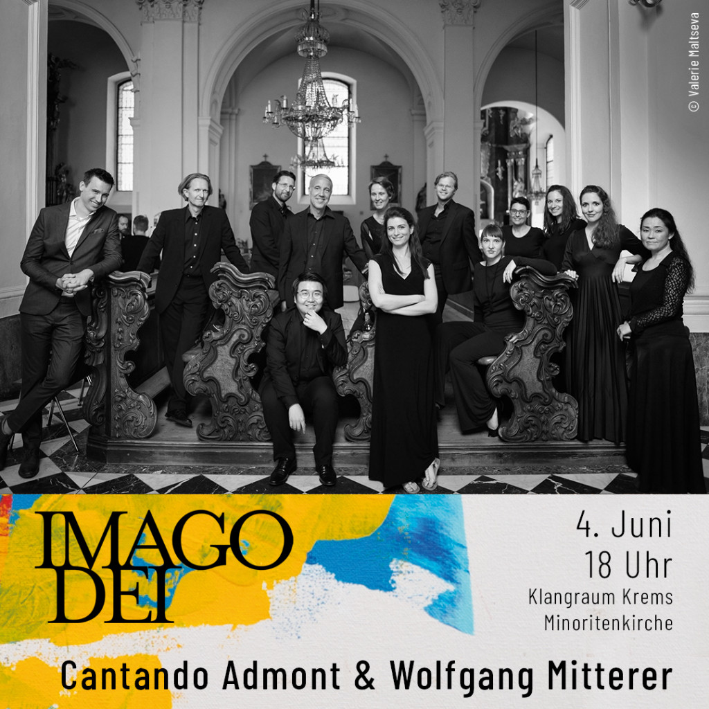 Cantando Admont & Wolfgang Mitterer