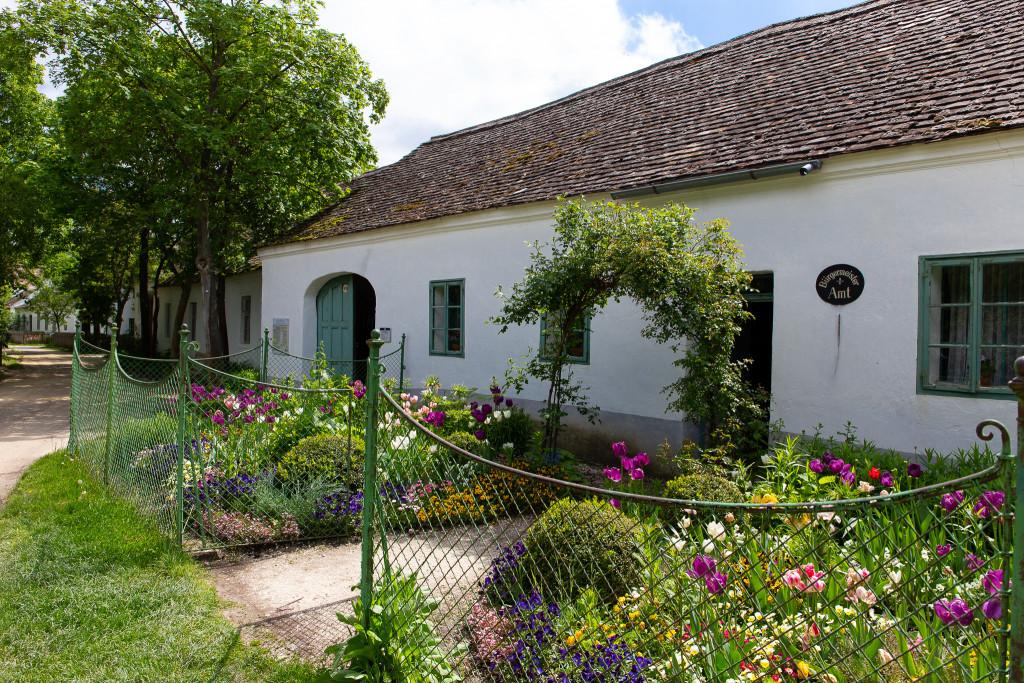 Saison im Weinviertler Museumsdorf Niedersulz