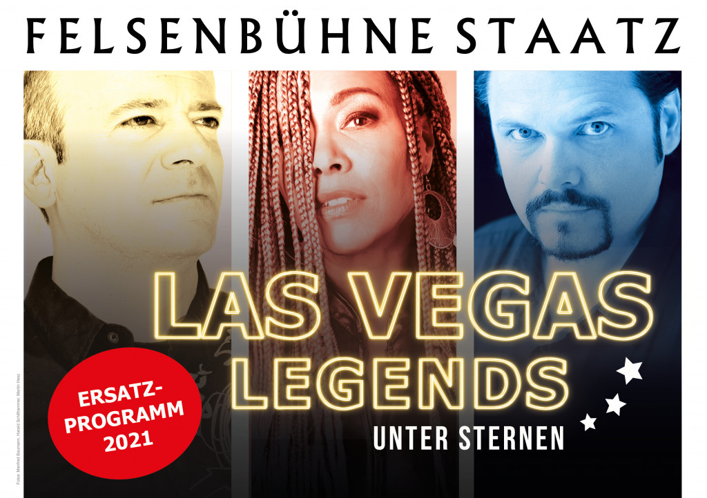 Las Vegas Legends unter Sternen