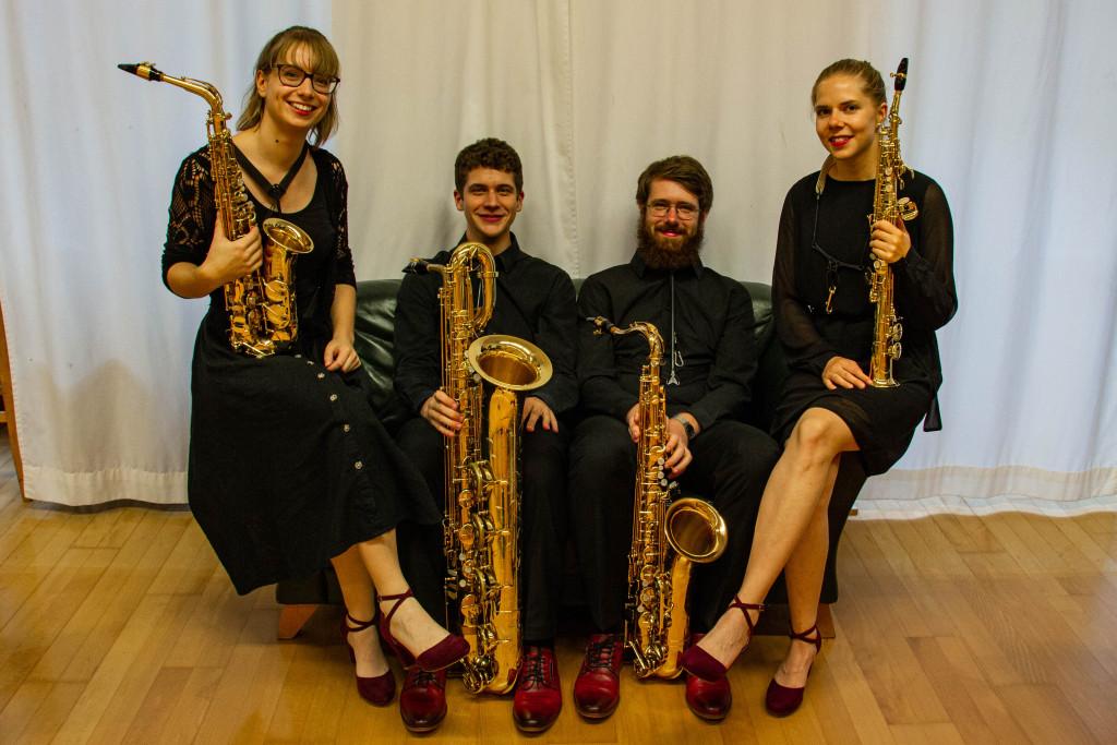 Insanus Saxophon Quartett