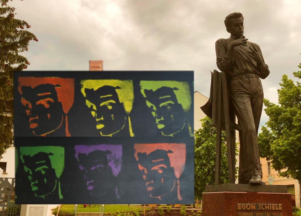 Egon Goes Pop Art
