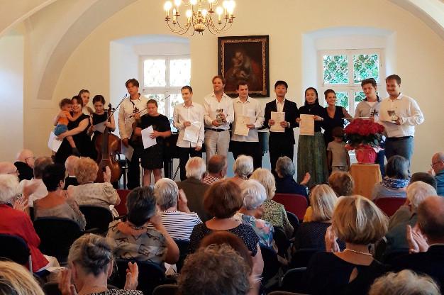 Konzert der Meisterklassen Operette, Chanson, Wienerlied  (W. Dosch & L. Gyüker)