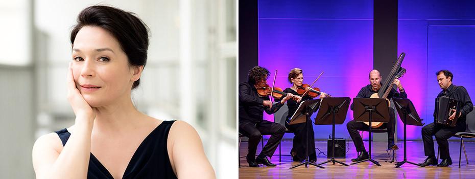 Alles Walzer   Julia Stemberger & OÖ. Concert Schrammeln