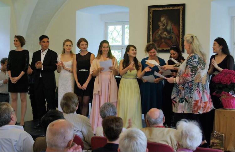 Konzert der Meisterklasse Gesang (L. Watson/G. Kahry)