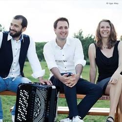 Balkan trifft Orient mit Efe Turumtay, Nikola Zarić und Birgit Denk
