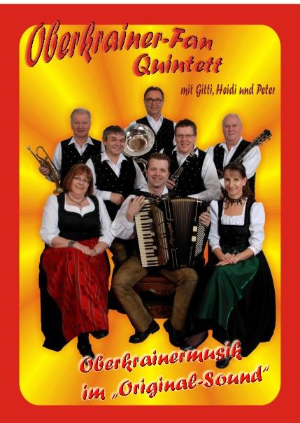 Oberkrainer-Fan-Quintett
