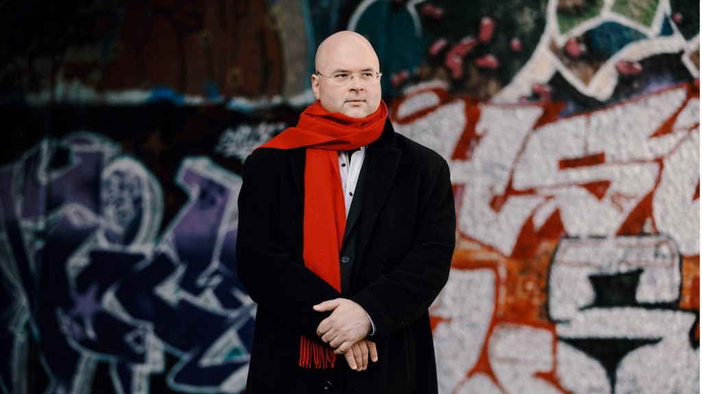 Benezifkonzert I   Florian Krumpöck spielt Robert Schumann