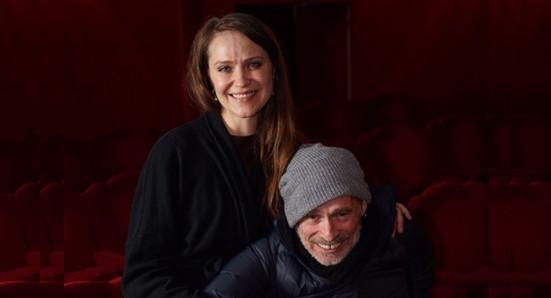 Johannes Krisch & Larissa Fuchs