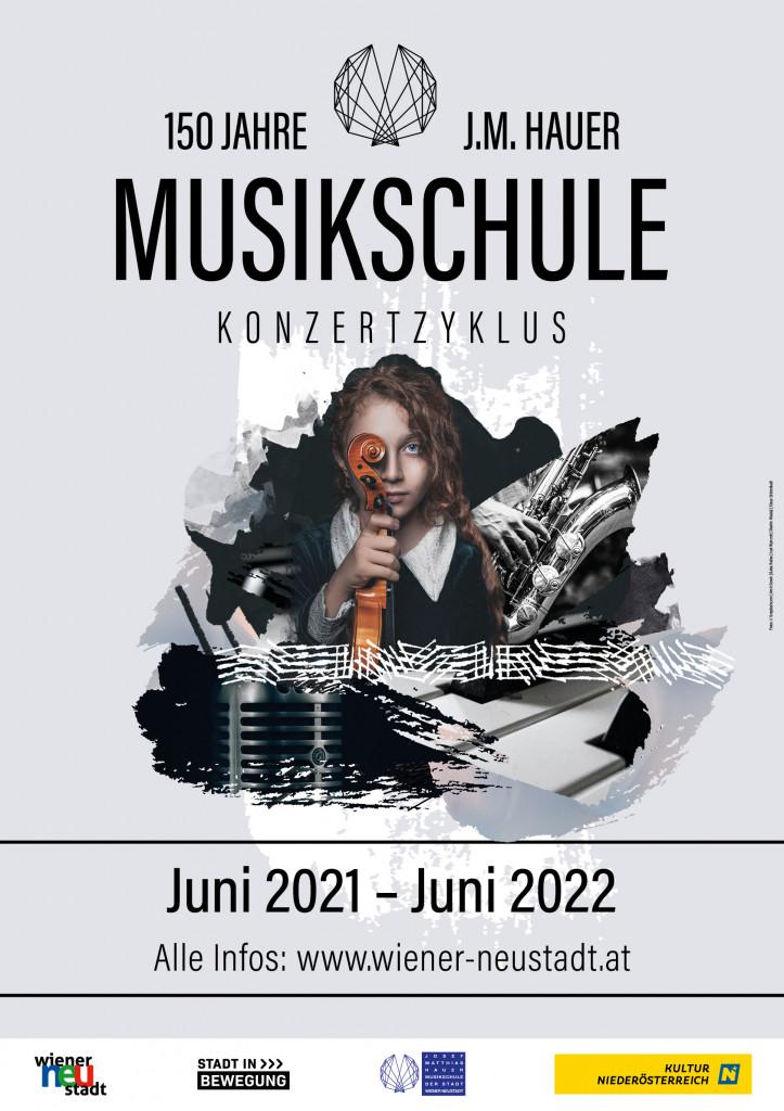 150 Jahre J.M. Hauer Musikschule Konzertzyklus