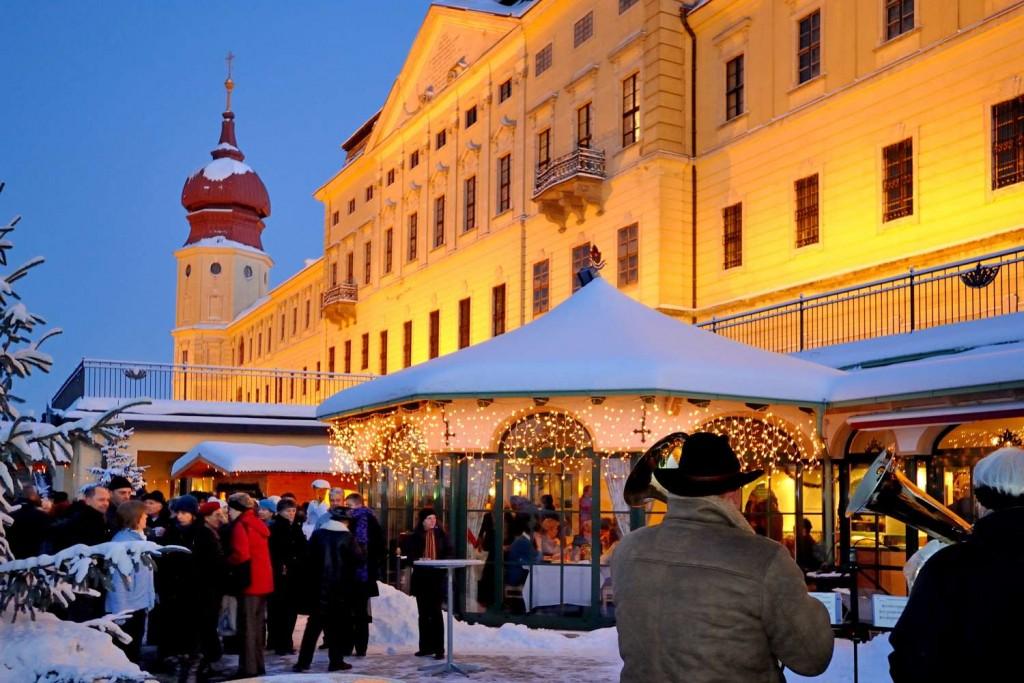 Adventmarkt im Stift Göttweig