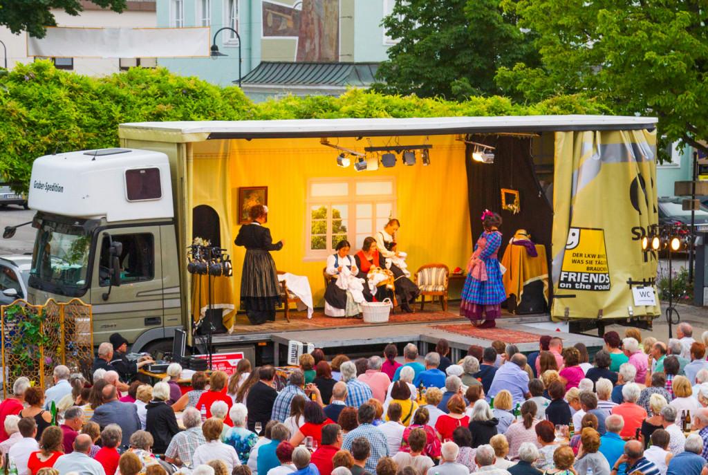 Lastkrafttheater 2021 - Höllenangst von Johann Nepomuk Nestroy