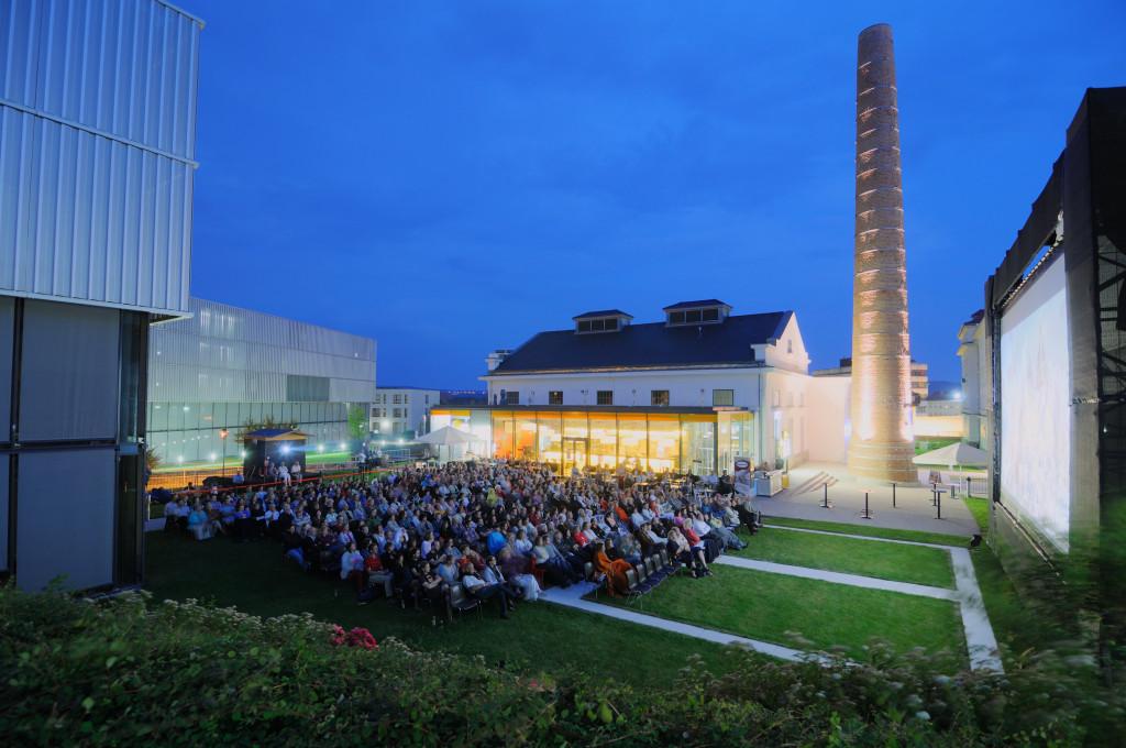 Open Air Kino beim Kesselhaus 2021