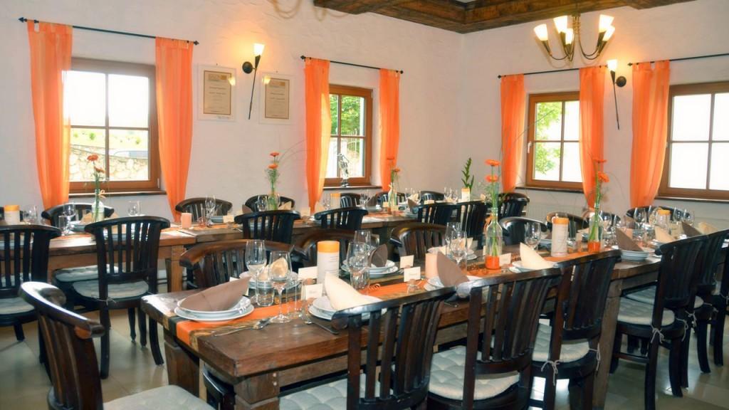 Wildbuffet in der Wein.Küche   Weingut Neustifter ...