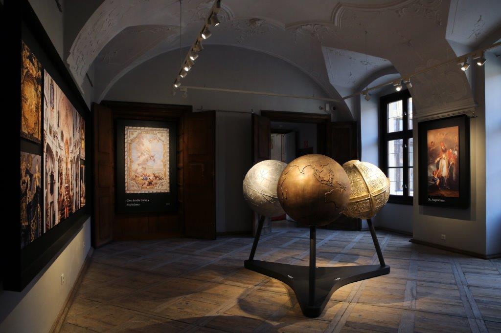 Ausstellungsbereich Das Wahre Stift Dürnstein