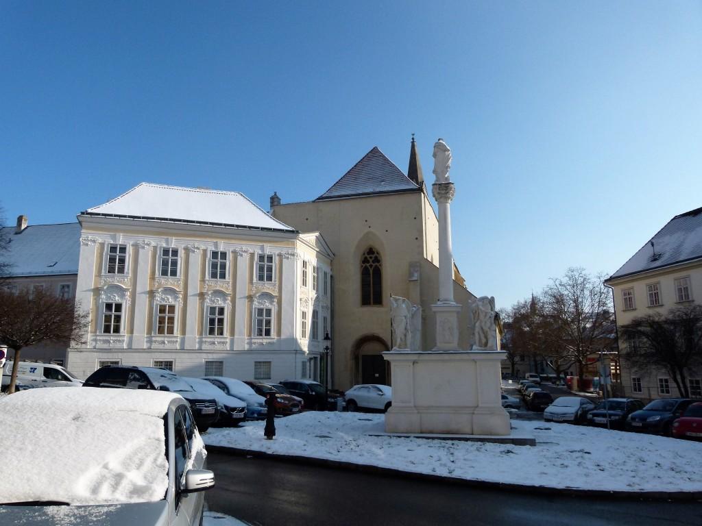 Dominikanerkirche in Krems