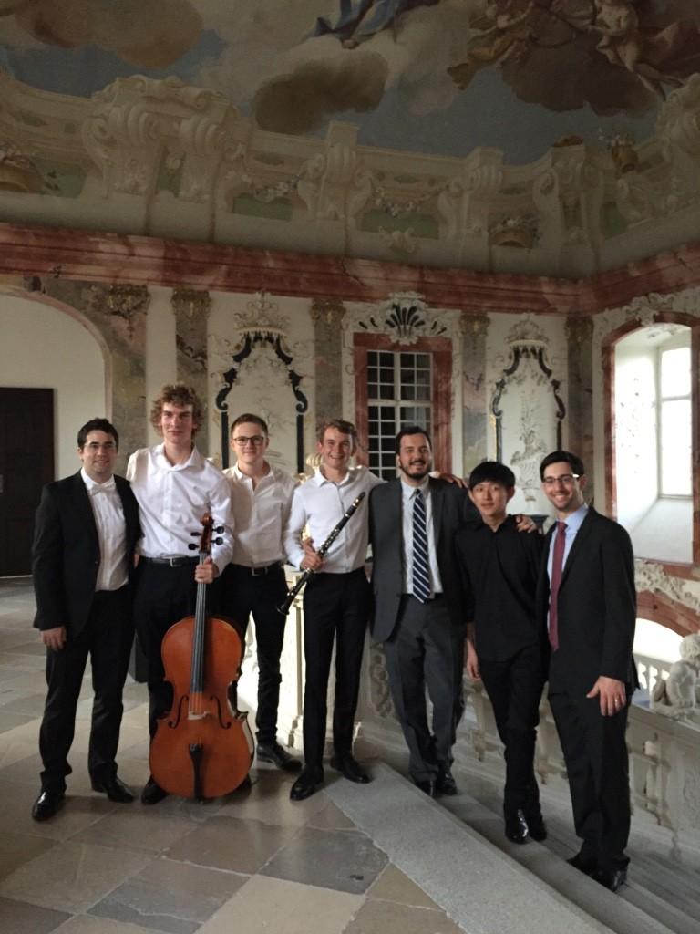 """Abschluss-Gala der """"Altenburger Musik Akademie"""""""