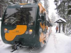 Schneebergbahn Weihnachtsfahrt