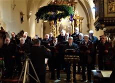 Vorweihnachtliches Singen