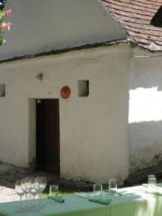 Offener Keller in der Kellergasse Asparn