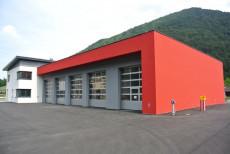 Feuerwehrhaus Puchberg am Schneeberg