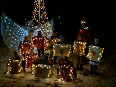 Kinderlichterparade