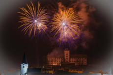 Silvester in Weitra