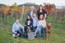 Familie Rosenberger freut sich auf Ihren Besuch.
