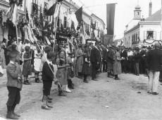 Foto Stadterhebung 1925