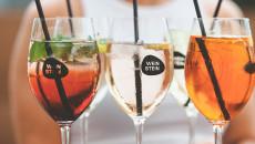 Erfrischung im WeinStein
