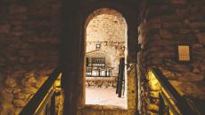 Alte Gemäuer im WeinStein