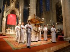 Gründonnerstag Stift Heiligenkreuz