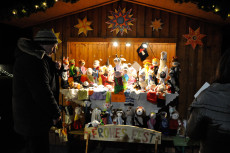 Adventmarkt vor dem Kunstmuseum Waldviertel