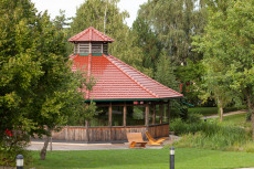 Foto Stadtpark mit SoleAerium