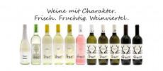 Weinsortiment - Weingut Reinhard Hirsch