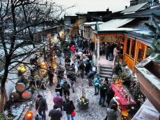 Adventmarkt im Weingut Familie Auer