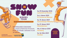 SNOW FUN Riders Tour
